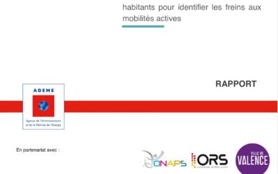PARCOURA : à la rencontre des habitants pour identifier les freins aux mobilités actives