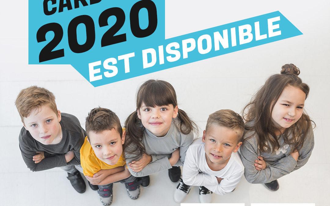 Report Card 2020 : activité physique et sédentarité de l'enfant