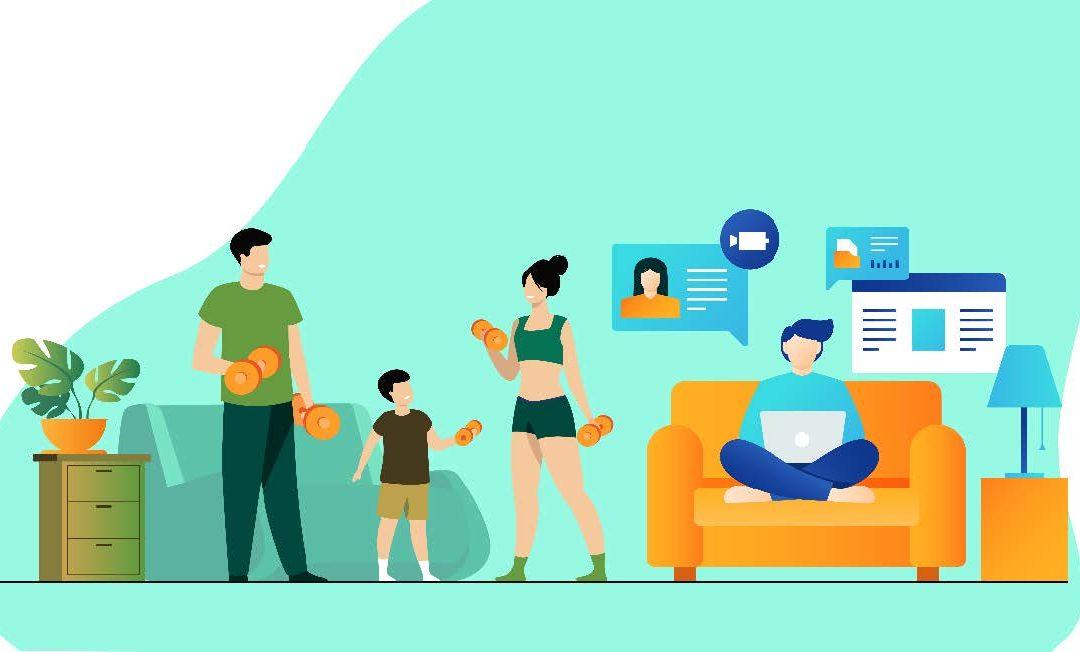 Activité physique et sédentarité : évolution des comportements pendant le confinement