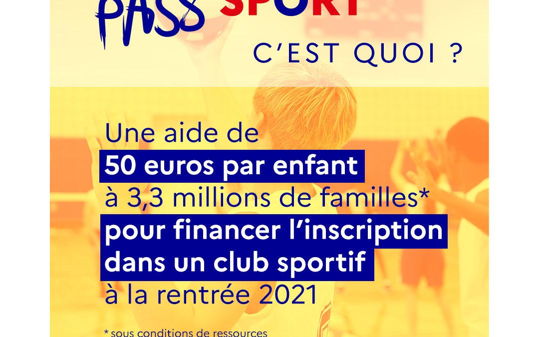 Lancement du Pass'Sport